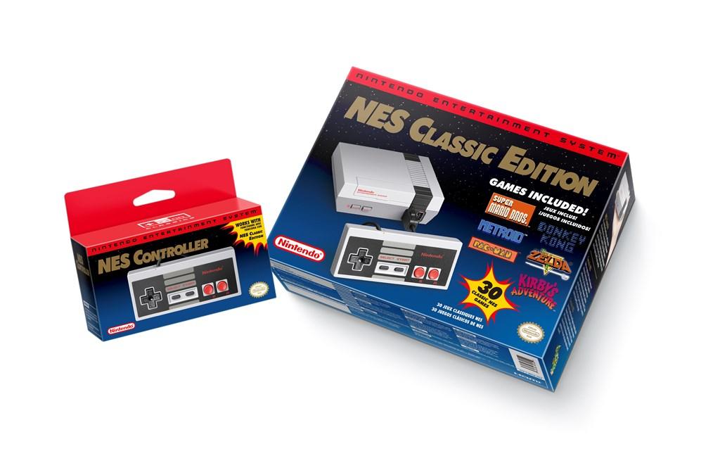 Nintendo anuncia la NES Classic Edition - nintendo-nes-classic-edition-2
