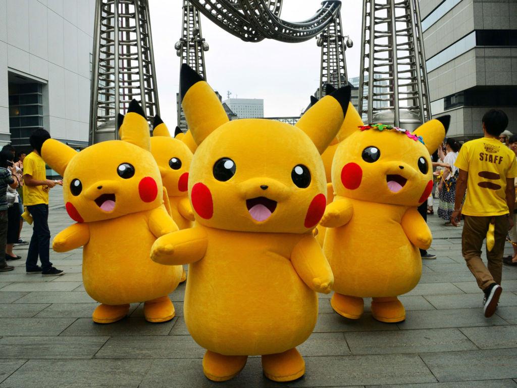 Pokemon GO: el juego en llegar más rápido al primer lugar en tiendas de apps - pokemon-go-pikachu