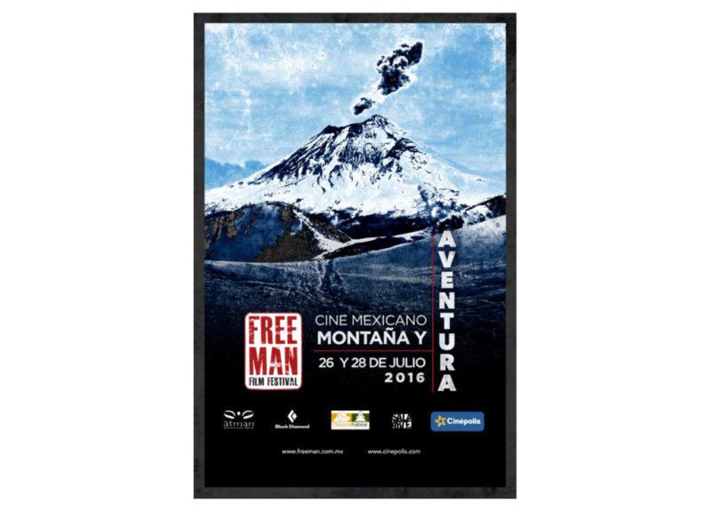 Cinepolis presentan en exclusiva la primera muestra mexicana de cine de montaña y aventura - posterfffman-cinepolis-800x576