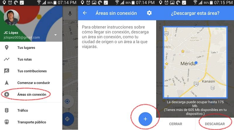 Ahorra datos en Pokémon GO con Google Maps - screenshot_2016-07-24-19-14-17-800x444