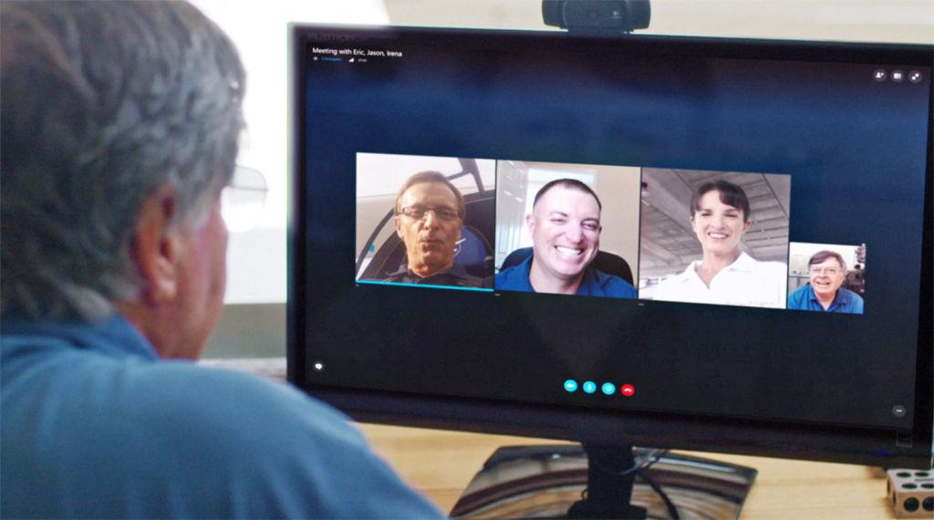 Skype Meetings, una herramienta de conferencias para pequeños negocios - skype-meetings