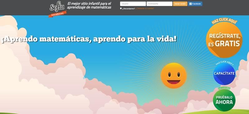 Sofía XT, el sitio infantil para aprender matemáticas - sofia-xt-aprender-matematicas