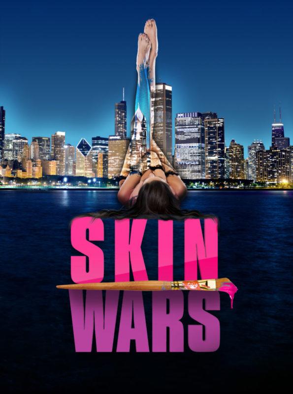 Guerra de Pieles: nuevo programa de E! donde el cuerpo es el campo de batalla - 1-guerra-de-pieles-e-entertainment-595x800