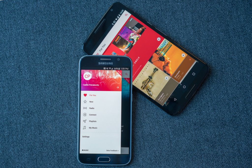 Apple Music para Android sale de beta - apple-music-android-02311