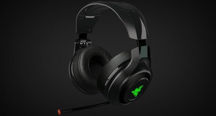 Audífonos Razer al estilo gamer - audifonos-inalambricos-razer-manowar