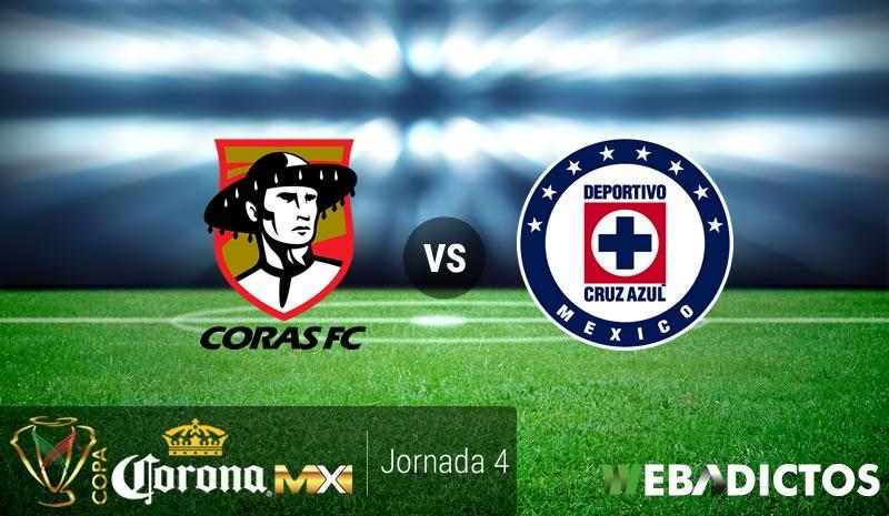 coras vs cruz azul copa mx apertura 2016 Coras vs Cruz Azul, Jornada 4 de Copa MX A2016 | Resultado: 1 4