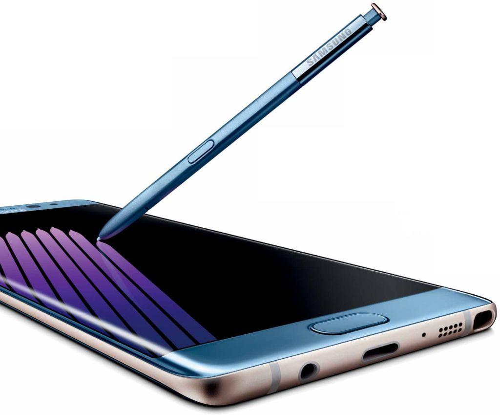 Samsung limita las pre-órdenes del Galaxy Note 7 en Europa - galaxy-note-7-renderjpg