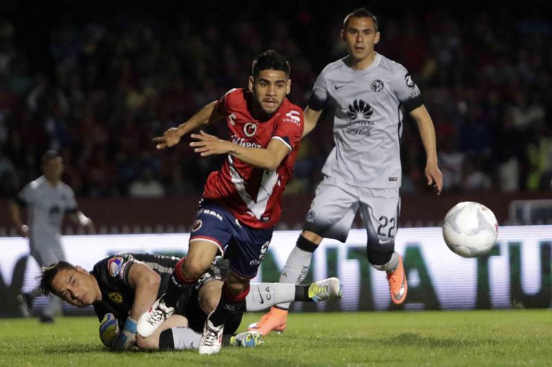 A qué hora juega América vs Veracruz en el Apertura 2016 este sábado y qué canal lo pasa - horario-america-vs-veracruz-apertura-2016
