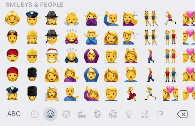 iOS 10 incluirá emojis que promueven la igualdad de género - ijvjwrnpnjowpohtrvyi-800x517