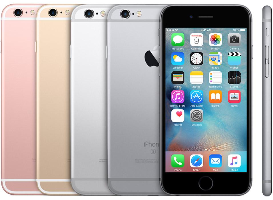 Apple realizará un cambio radical en el iPhone del 2017 - iphone-6s-colors