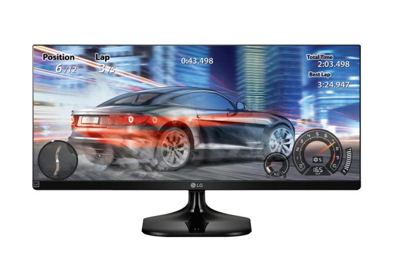 Nueva línea de monitores de LG UltraWide - lg-34um58-800x528