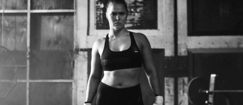 Reebok lanza #PerfectNever de la mano de Ronda Rousey - reebok-perfectnever-ronda-rousey-bemorehuman-800x345