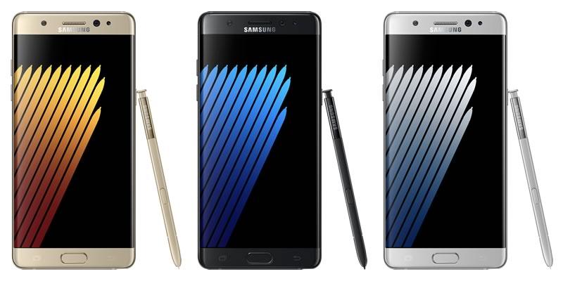 Samsung lanza el Galaxy Note 7 ¡Conoce los detalles! - samsung-galaxy-note-7