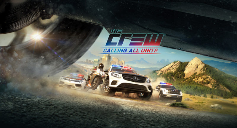 Ubisoft anuncia The Crew Calling All Units, la nueva expansión de The Crew - the-crew-calling-all-units_3-800x434