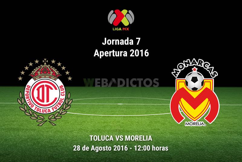 Toluca remonta en dos ocasiones para rescatar empate ante Morelia