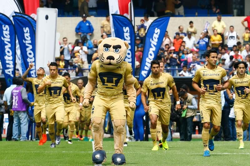 W Connection vs Pumas, J1 de la Concachampions 2016/17 - w-connection-vs-pumas-concachampions-2016-2017