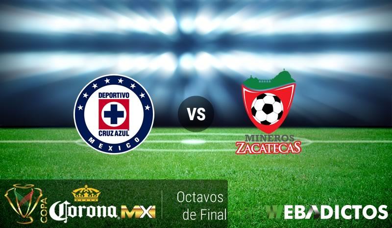 Cruz Azul vs Mineros, Octavos de Copa MX A2016   Resultado: 4-0 - cruz-azul-vs-mineros-octavos-de-copa-mx-apertura-2016