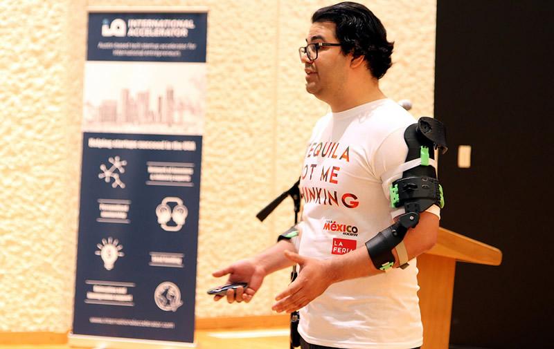 Innovan exoesqueleto desarmable e  inteligente  para rehabilitación de zonas específicas del cuerpo - exoesqueleto-itesm