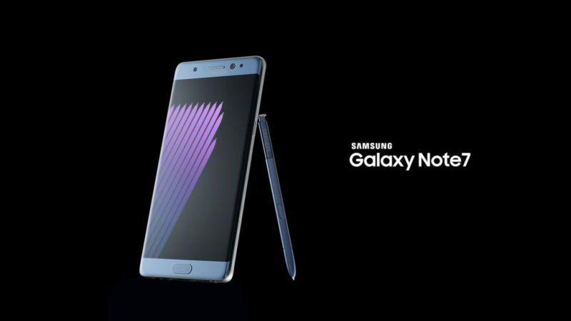 El Galaxy Note 7 regresará a la venta el 28 de septiembre - galaxy-note-7-bb