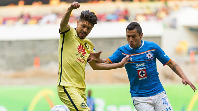 A qué hora juega América vs Cruz Azul en el Apertura 2016 y qué canal lo pasa - horario-america-vs-cruz-azul-apertura-2016