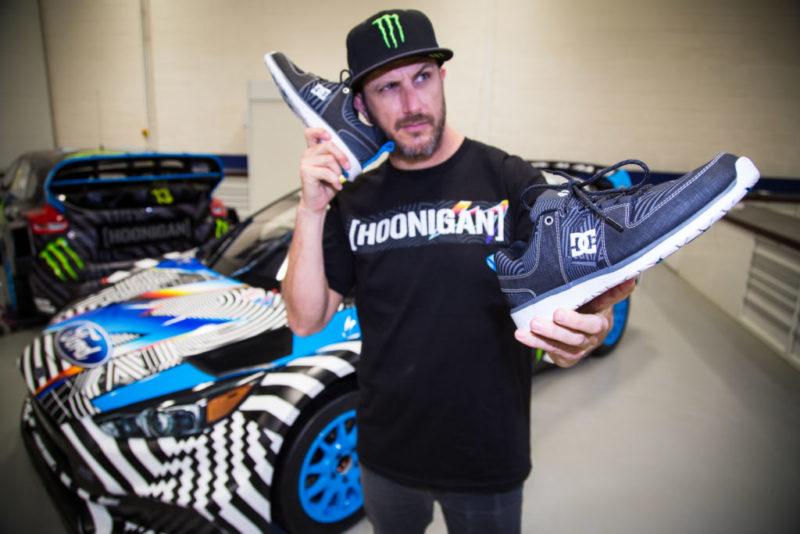 DC lanza colección 2016 Shoes x Ken Block: Syntax, Tonik y Lynx Lite - kenblock1-800x534
