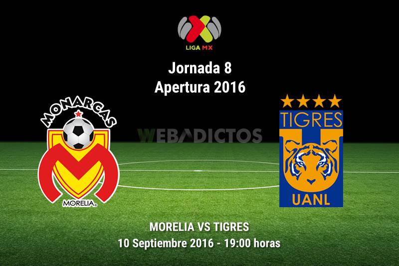 Ataque letal de Morelia vs. muralla de Tigres