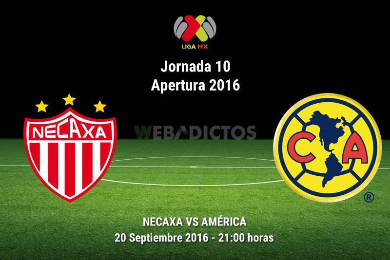 Necaxa vs América, Jornada 10 del Apertura 2016   Resultado: 1-1 - necaxa-vs-america-apertura-2016