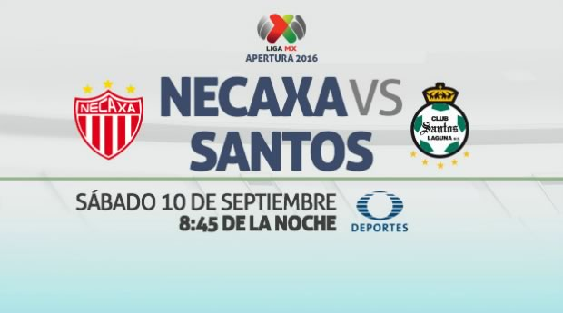 Necaxa vs Santos, Jornada 8 de la Liga MX A2016   Resultado: 2-1 - necaxa-vs-santos-en-vivo-apertura-2016