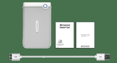 storejet 100 incluye empaque Disco duro portátil StoreJet 100 para Mac Transcend 2TB [Review]