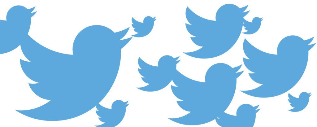 Twitter ya activa el uso completo de los 140 caracteres - twitter-bird