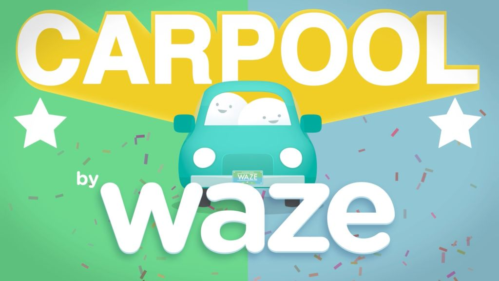 Waze Rider: el servicio de coche compartido de Google ahora en San Francisco - waze-rider-promo