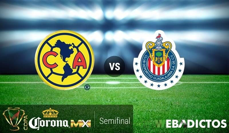 América vs Chivas, Semifinal de Copa MX A2016 | Resultado: 1 (3) - (4) 1 - america-vs-chivas-semifinal-copa-mx-apertura-2016
