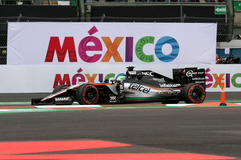 Etapa de calificación del Gran Premio de México 2016 ¡En vivo por internet! | Formula 1 - calificacion-formula-1-premio-mexico-2016