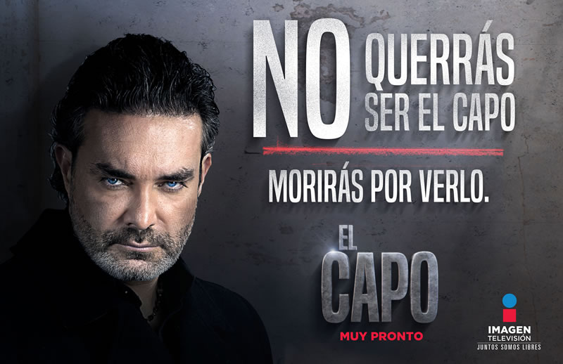 Conoce la programación de Imagen Televisión, el nuevo canal de TV abierta en México - el-capo-imagen-television