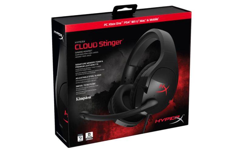HyperX Cloud Stinger, audífonos para gaming a precio competitivo - hyperx-cloud-stinger_1