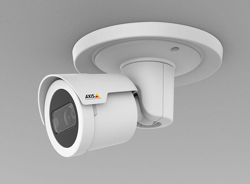 Axis presenta cámaras IP de reducido tamaño, económicas y estilo bala - m20-axis-800x589