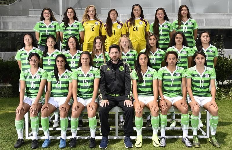 México vs España, Mundial Femenil Sub 17   Resultado: 1-1 - mexico-vs-espana-femenil-sub-17-2016