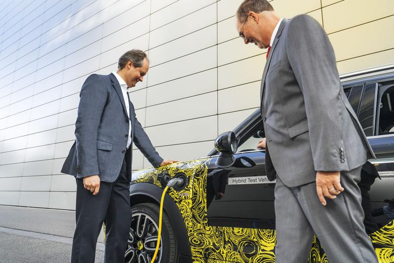 El MINI Cooper eléctrico es una realidad - mini-electrico