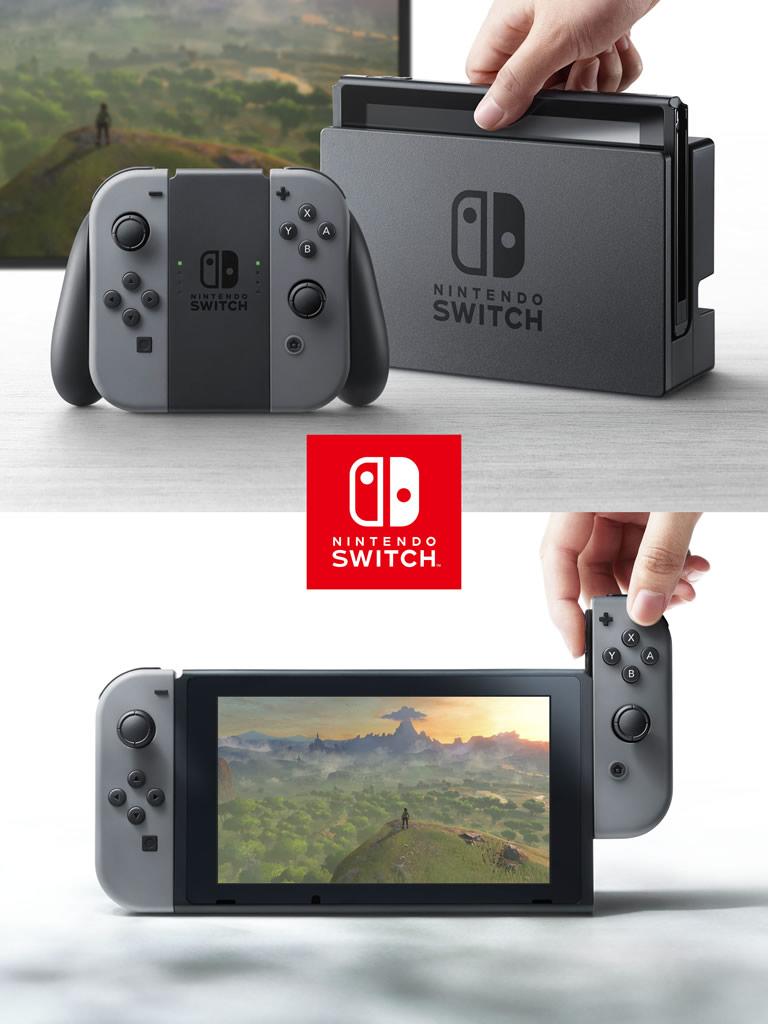 Nintendo Switch, la nueva consola de Nintendo es presentada en video - nintendo-switch-consola
