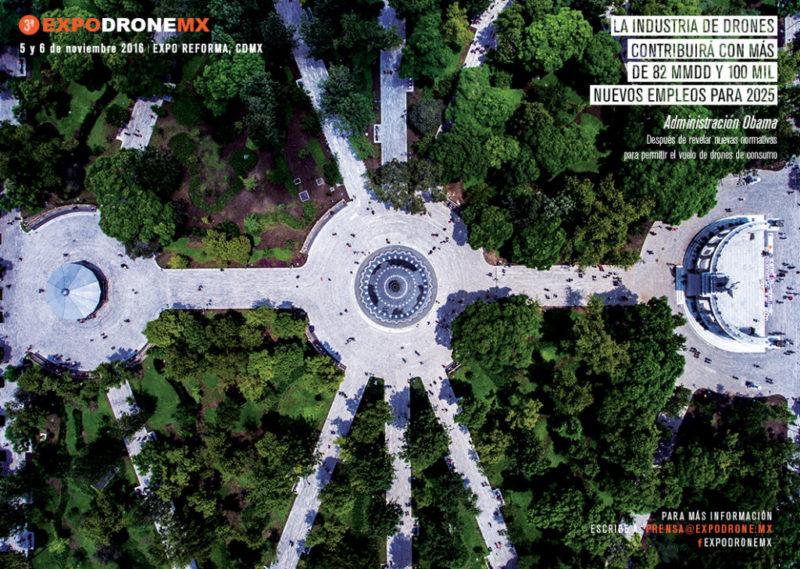 LLega ExpoDroneMx: feria anual de drones más grande de México y América Latina - postales-digital-2-800x569