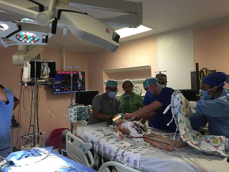 Realizan en México el primer trasplante de corazón artificial - transplante-de-corazon-artificial