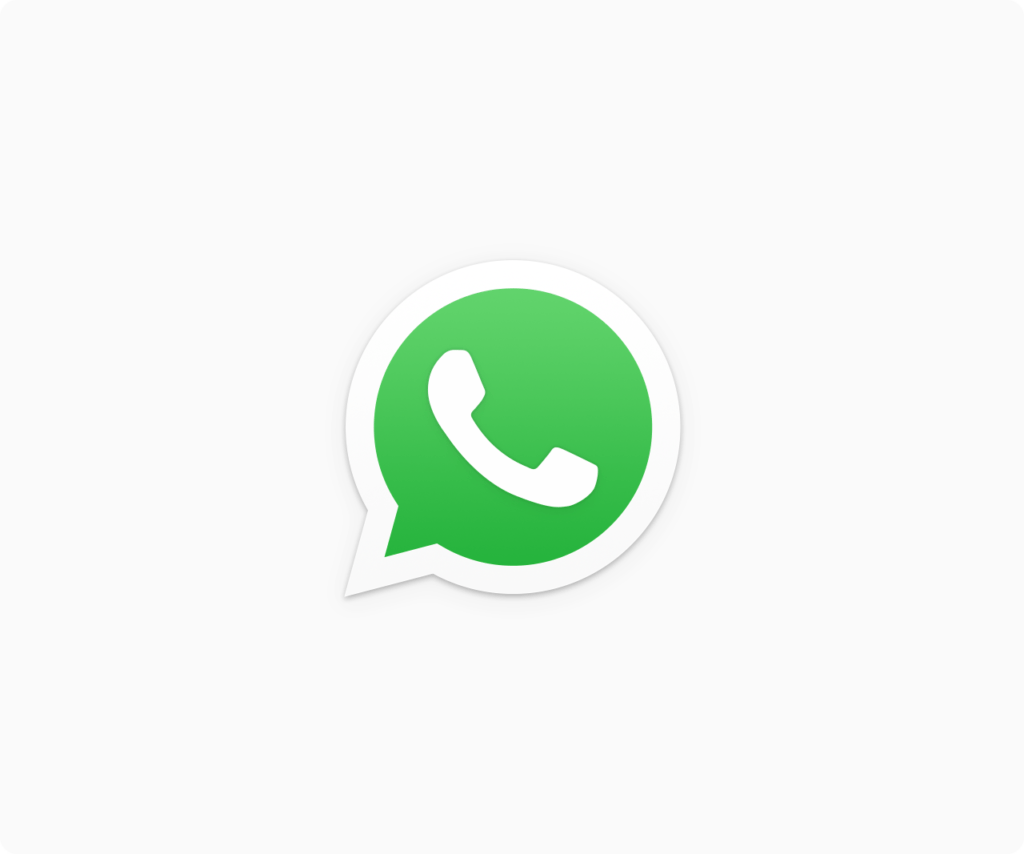WhatsApp presenta nuevas funciones para la cámara - whatsapp_logo_1