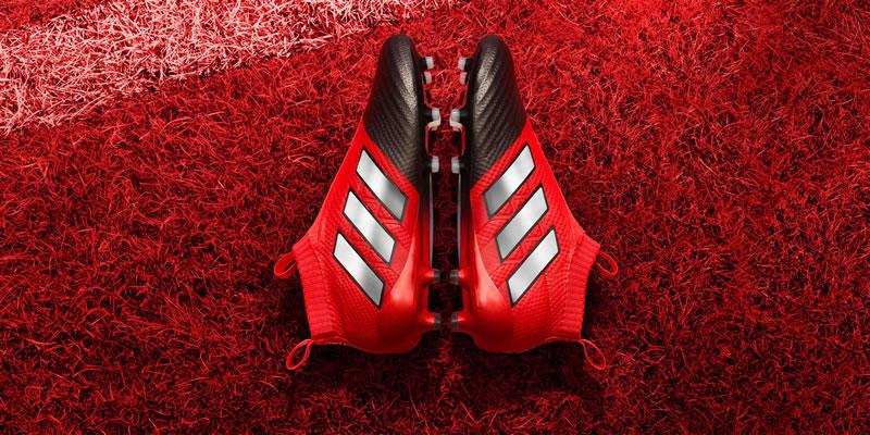 Adidas Pogba Rojos