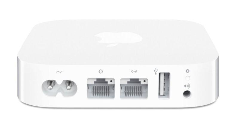 Apple se despide de su línea de routers AirPort - apple-airport-express