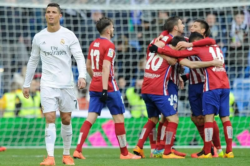 Atlético Madrid Vs Real Madrid: Atlético De Madrid Vs Real Madrid, Jornada 12 La Liga