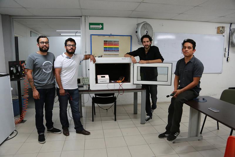 Estudiantes mexicanos diseñan audiómetro para neonatos - audiometro-para-neonatos
