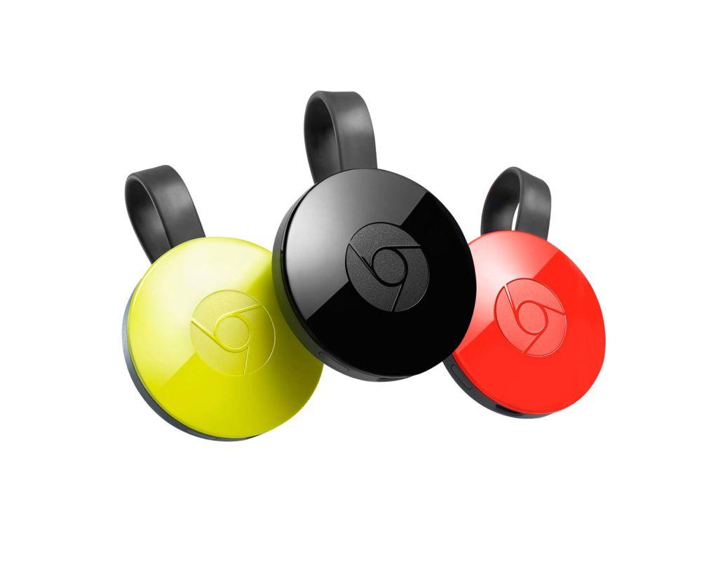 Google Cast cambia de nombre: ahora es Chromecast Built-in - chromecast