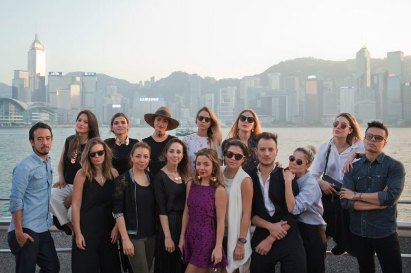 Mexico Fashion Design Hong Kong: impulsa a diseñadores mexicanos al mercado asiático - disencc83adores-mexicanos-en-hong-kong-800x533