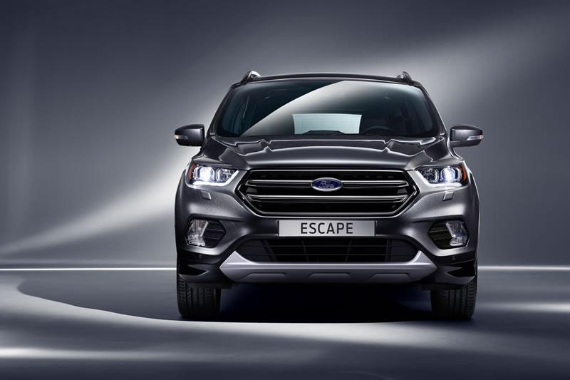 Presentan la nueva Ford Escape 2017 - ford-escape-2017-3