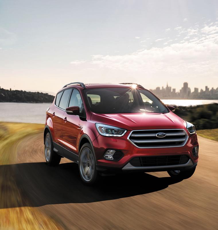 Presentan la nueva Ford Escape 2017 - ford-escape-2017-4